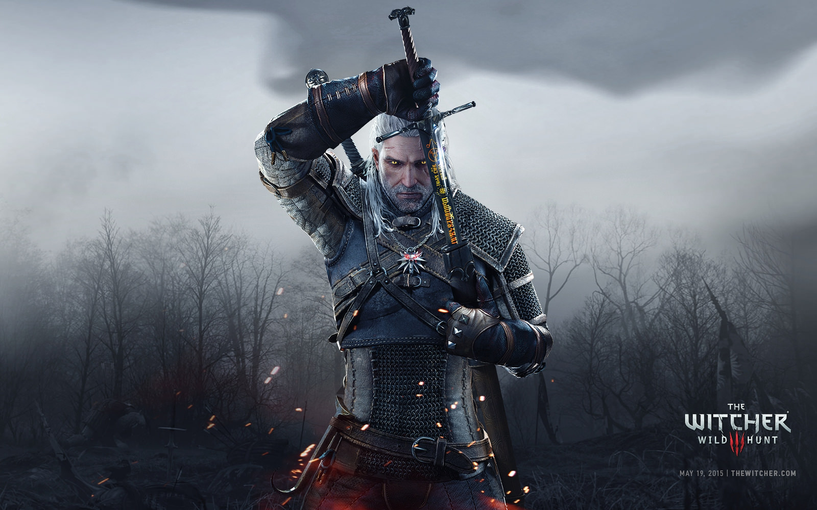The Witcher 3: Wild Hunt czyli Wiedźmin 3: Dziki Gon